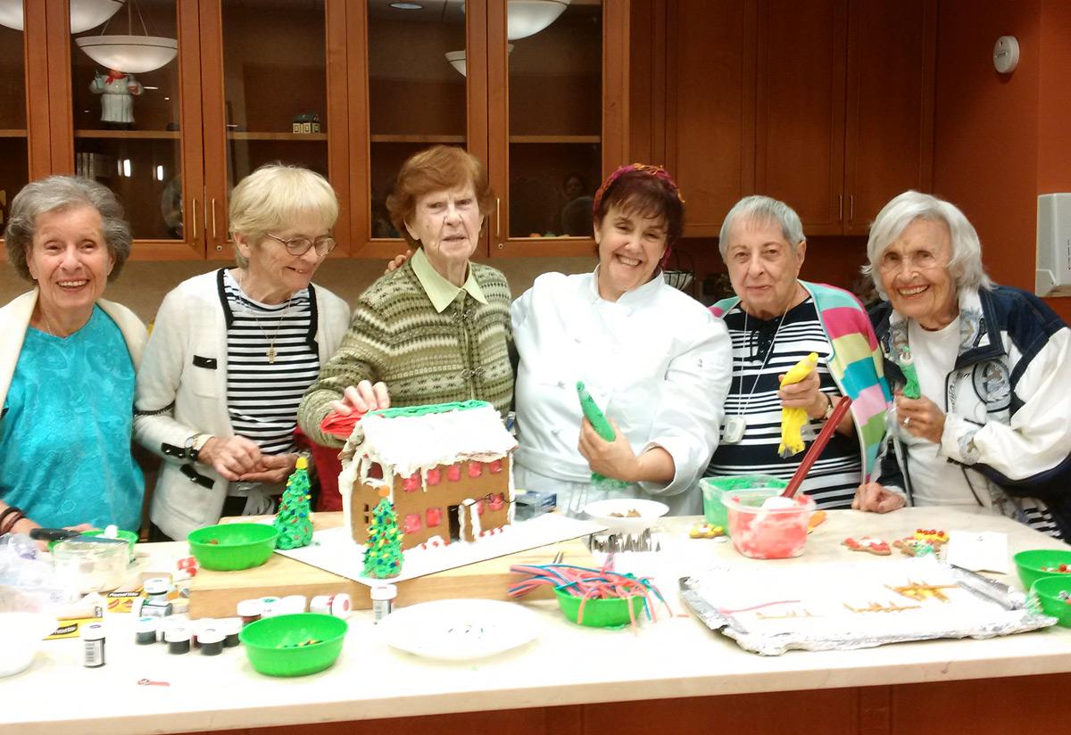 active senior living