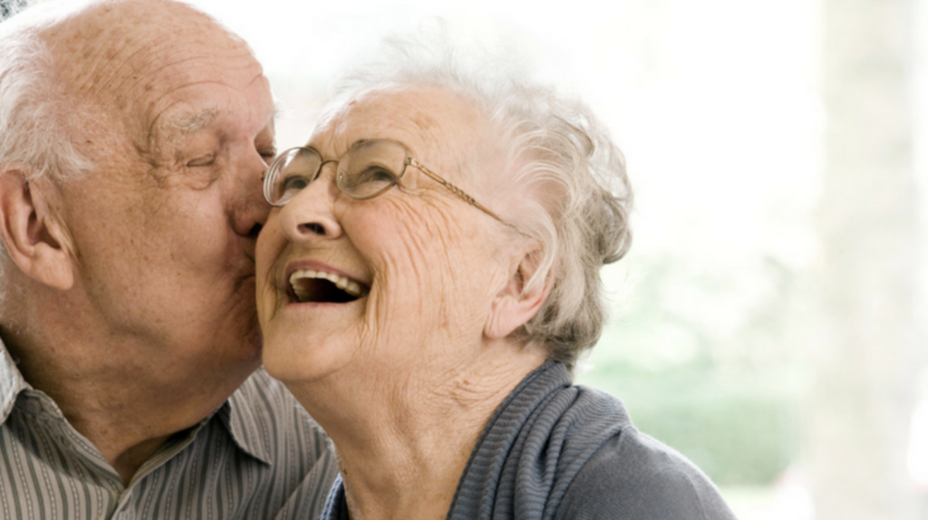 finding love later in life